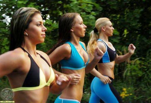 сколько надо бегать чтобы жир стал уходить
