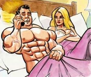 Секс перед тяжелой тренировкой