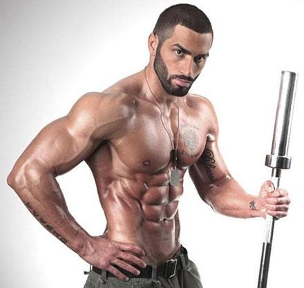 Работа на рельеф мышц
