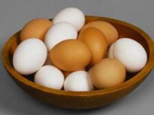 Яйца - продукты богаты белком