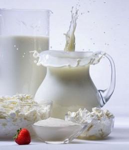 Молоко сырье для производства протеина