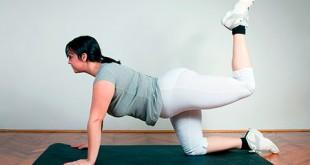 Тренировка после родов