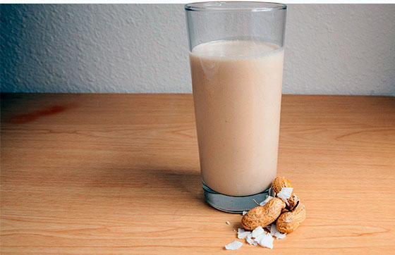 Кокосовый протеиновый коктейль