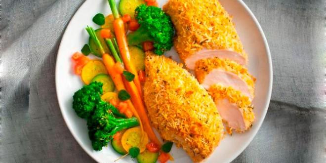 Диетическиеы и блюда с куриной грудкой