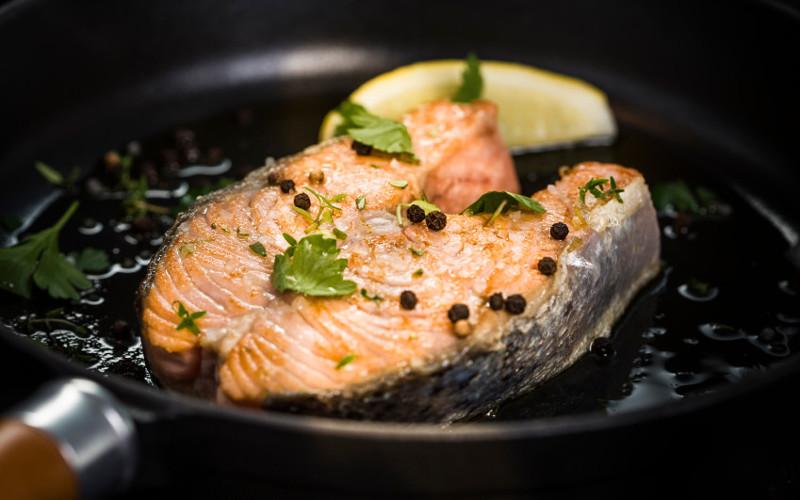 Рыба для набора мышц