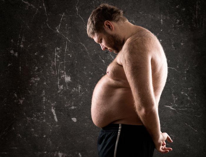 убрать жир внутри живота
