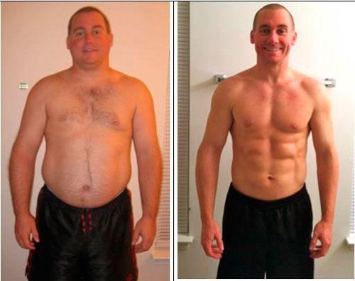 Похудение живота и боков у мужчины