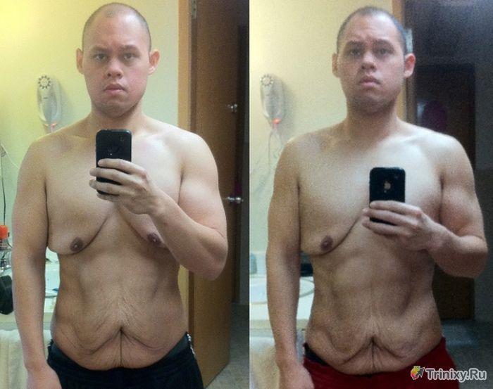 на сколько можно похудеть за две недели