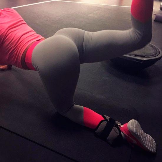 Дополнительные упражнения для тренировки ягодиц