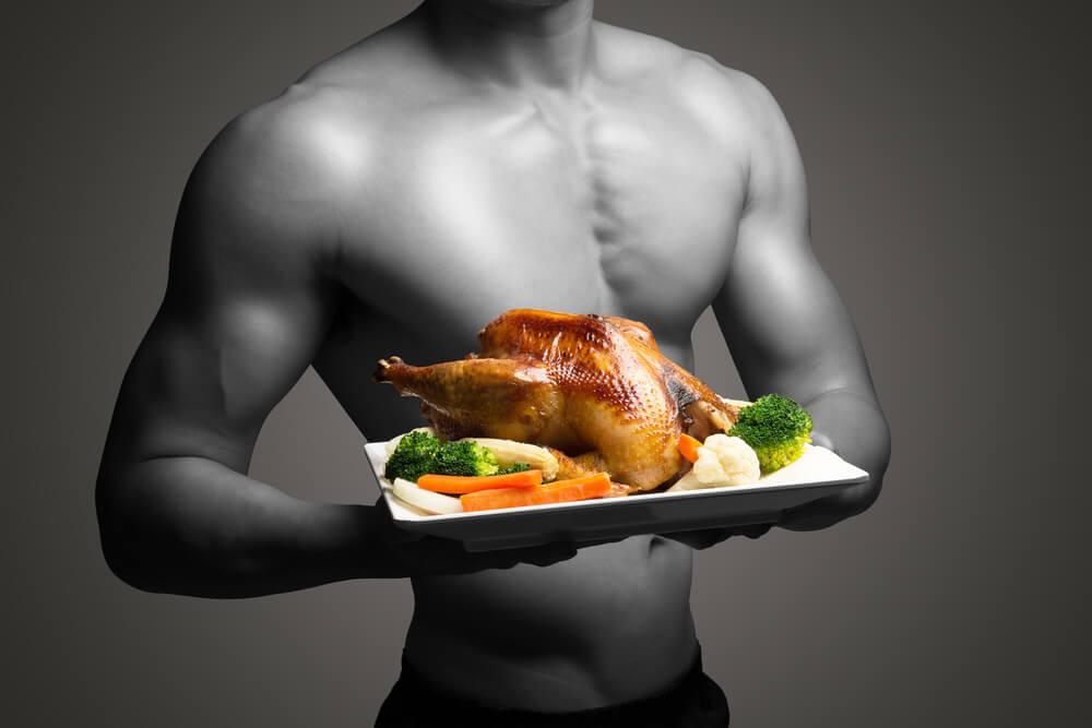 Продукты питания для набора мышечной массы