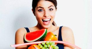 Правильное питание для похудения для девушек