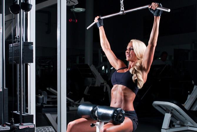 Тренировки на сушку тела для девушек
