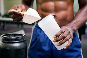 Какие пить коктейли для набора мышечной массы