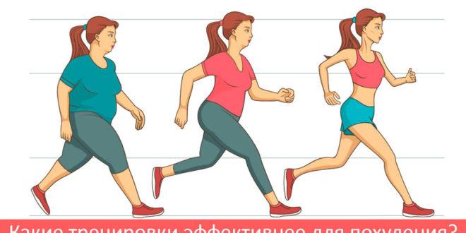 Самая эффективная физическая нагрузка для похудения