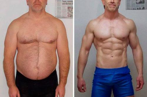Упражнения для мужчин чтобы убрать живот в домашних условиях