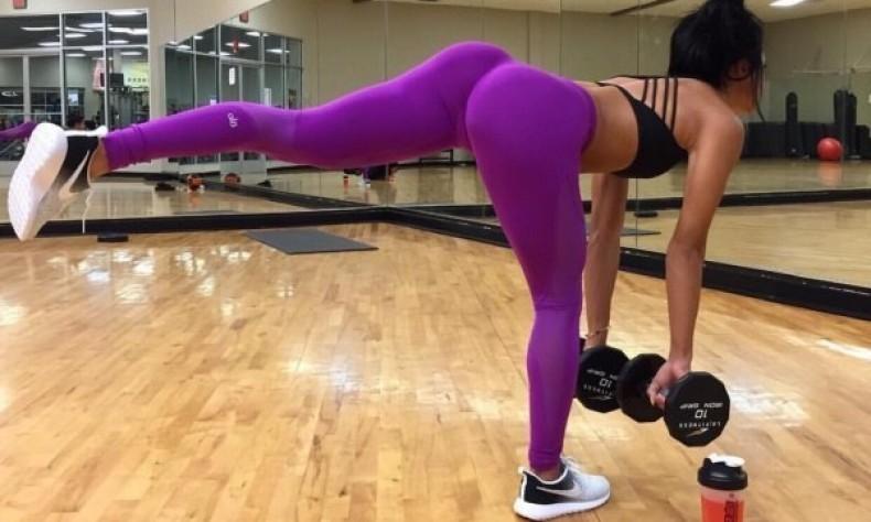Комплекс упражнений в зале для девушек похудение