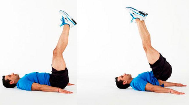 Упражнения для пресса в домашних условиях workout