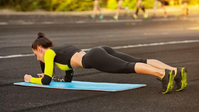 полезные свойства упражнения