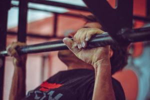 Кроссфит тренировка техника подтягивания для начинающих